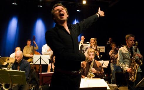 De Burn Brigade tijdens een eerdere editie van het festival zal ook de vierde Jazztival acte de presence geven.