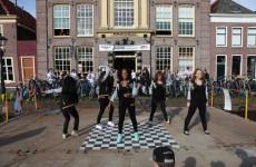 Move Your Jazz tijdens Jazztival 2012. Fotograaf: Sander Beerse