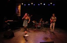 Leonie Tielemans Group bij Jazztival 2014. Fotograaf: Sander Beerse