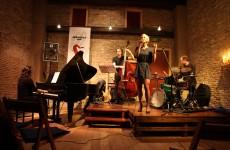 Optreden in de Vigilantie tijdens Jazztival 2012. Fotograaf: Sander Beerse