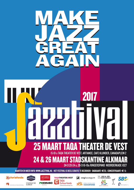 Jazztival 2017: Make Jazz Great Again