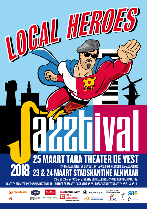 Jazztival 2018: Local Heroes