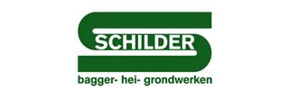 Schilder Bagger- Hei- Grondwerken