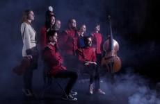 Jong jazztalent: Startas Orkester