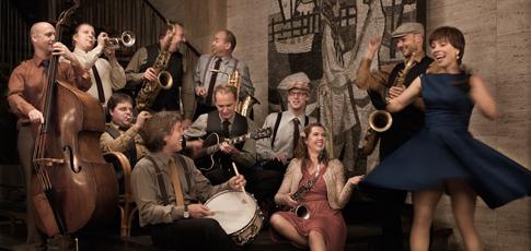 ZooT vintage dance band
