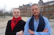 Duo piano en altsax = Duo Walter en Erik