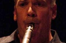 Jazzkwartet met Frans van Berkel op klarinet