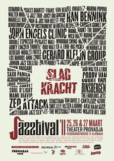 Jazztival 2011: Slagkracht