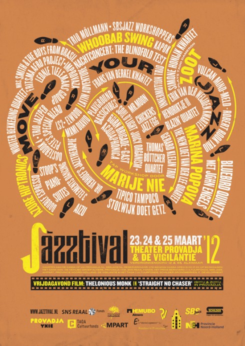 4e editie Jazztival: Move your Jazz!