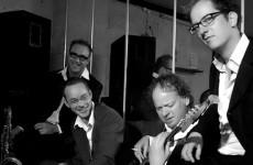 Gesoigneerde jazz fusion sound van Playground