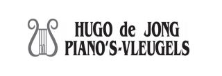 Hugo de Jong Piano's-Vleugels