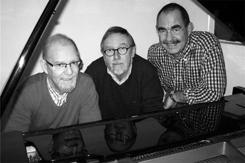 latina Trio maakt het gezellig