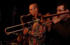 De gedreven jazzklanken van Wild Hunt