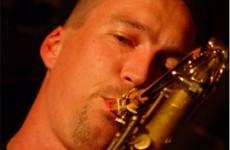 Mark & Jaap (basgitaar + saxofoon)