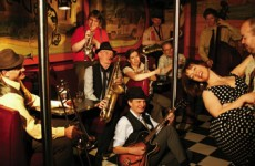 Swing, jive, hop en rol met vintage danceband ZooT!