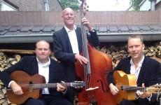 Alexio Trio à la 'Hot Club de France'