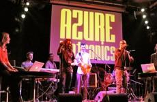 Azure Hiptronics' ultra funkatronic jazz hippop