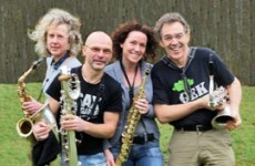 Primeur: saxofoonkwartet Jutta Hipp